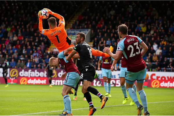 Burnley defy xG to propel up the table