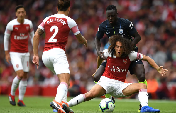 Deep dive on Matteo Guendouzi's Arsenal debut