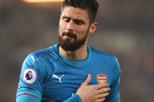A stats goodbye to Olivier Giroud