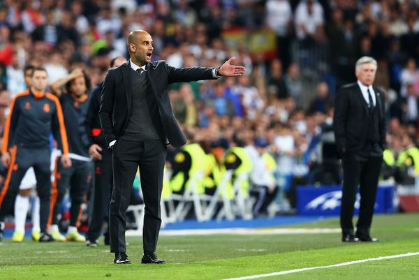 Revisiting Pep's Champions League Failures