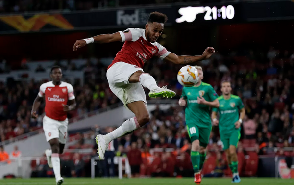 Pierre Emerick-Aubameyang's declining production from the wing