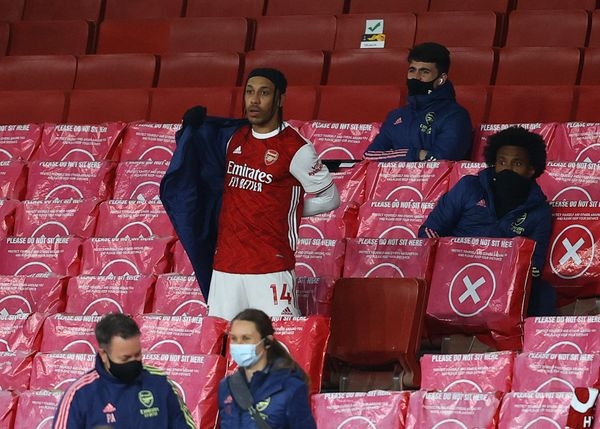 The Aubameyang situation